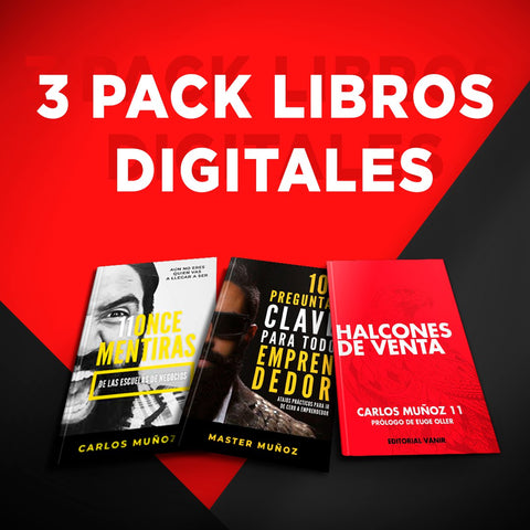 3 Pack Best Sellers DIGITAL