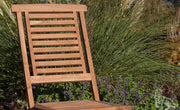 Hampton Teak Folding Chair