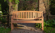 Chatsworth Three Seat Teak Bench