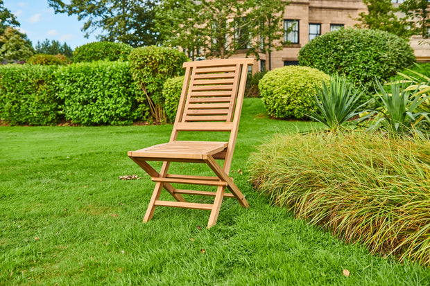 The Compton Four Seat Teak Garden Furniture Set