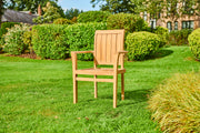 Earl Stacking Teak Chair
