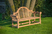 Sissinghurst Lutyens Three Seat Bench