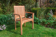Beaulieu Teak Stacking Chair