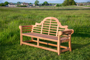 Sissinghurst Lutyens Four Seat Bench