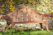 Balmoral Teak Bench Three Seat