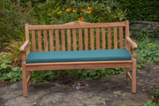 Chalke Three Seat Teak Bench