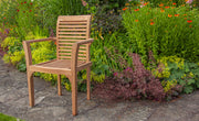 Blenheim Stacking Teak Chair