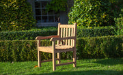 Hardwick Classic Teak Arm Chair