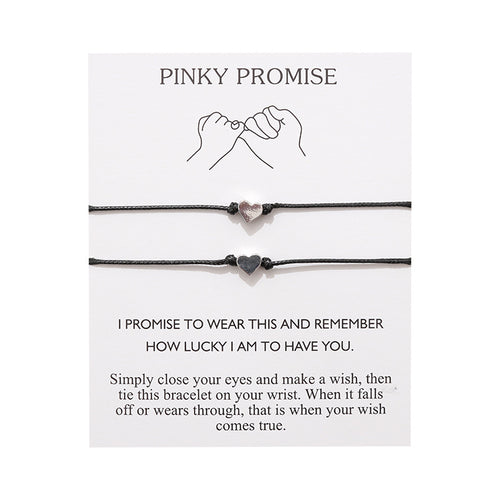 Pinky Promise - Black