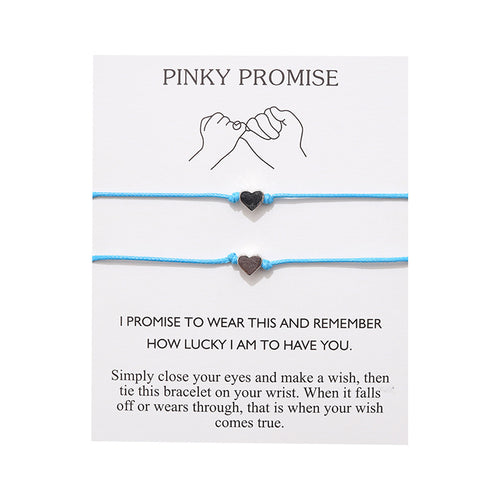 Pinky Promise - Baby blue