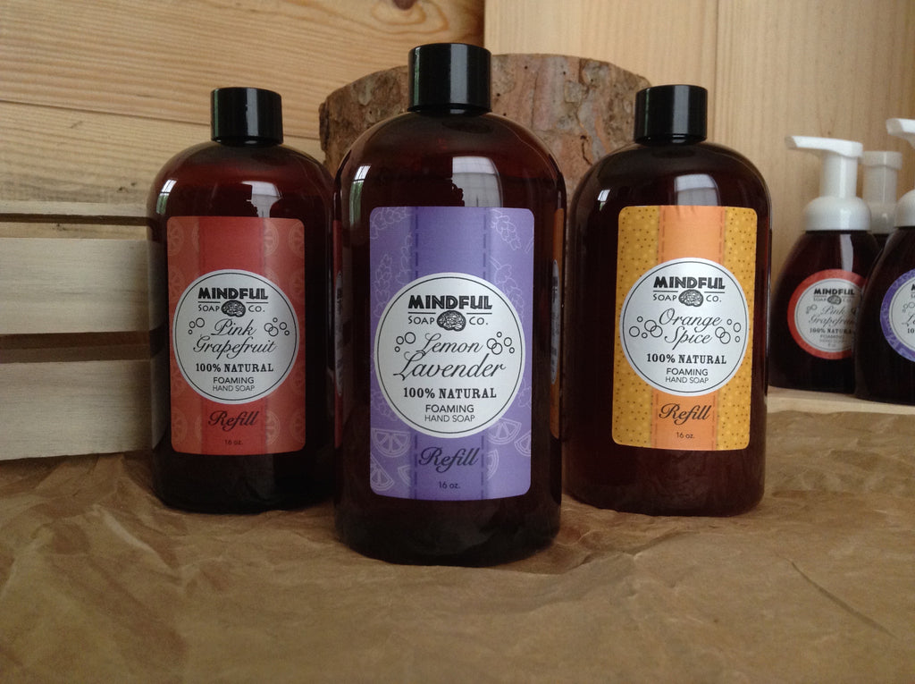 Foaming Hand Soap Refills