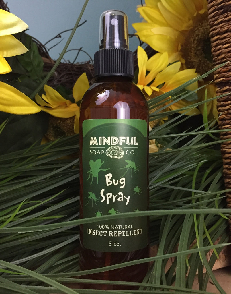 Bug Spray - 8 oz.
