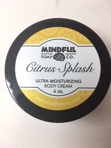 Citrus Splash Body Cream
