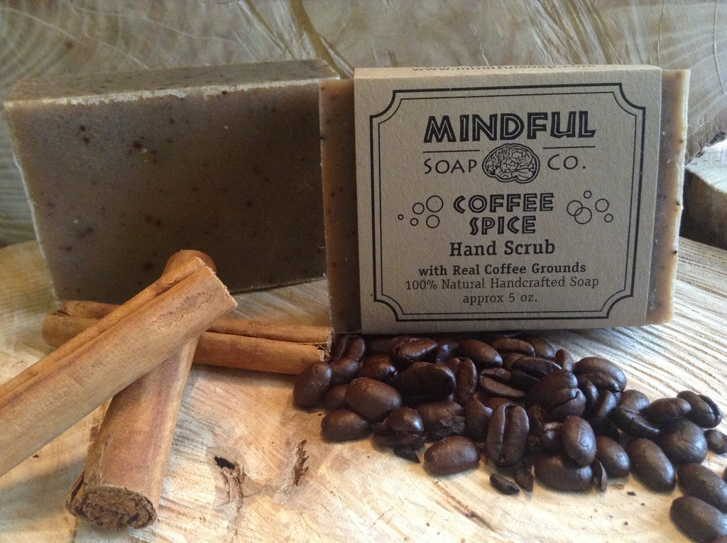 Coffee Spice Soap Bar