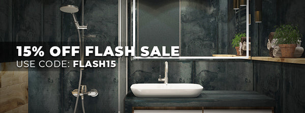 Index Bath is your trusted bathroom supplies store for all budgets and tastes. Complete your dream bathroom by exploring our great selection of high-quality products with our easy-to-navigate online store and take advantage of our incredible deals.