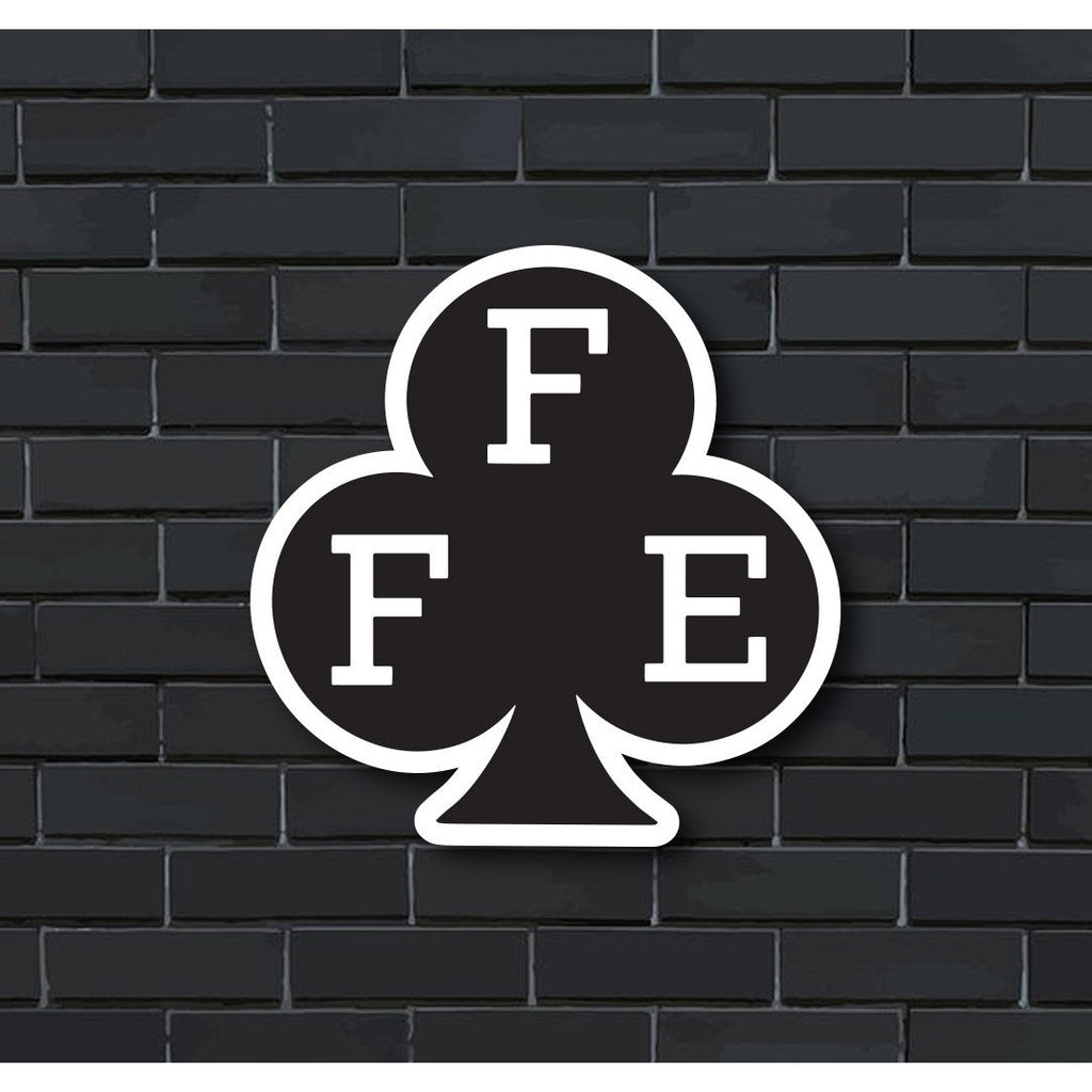 FFE Bastoni Sticker - The Kensington Corner