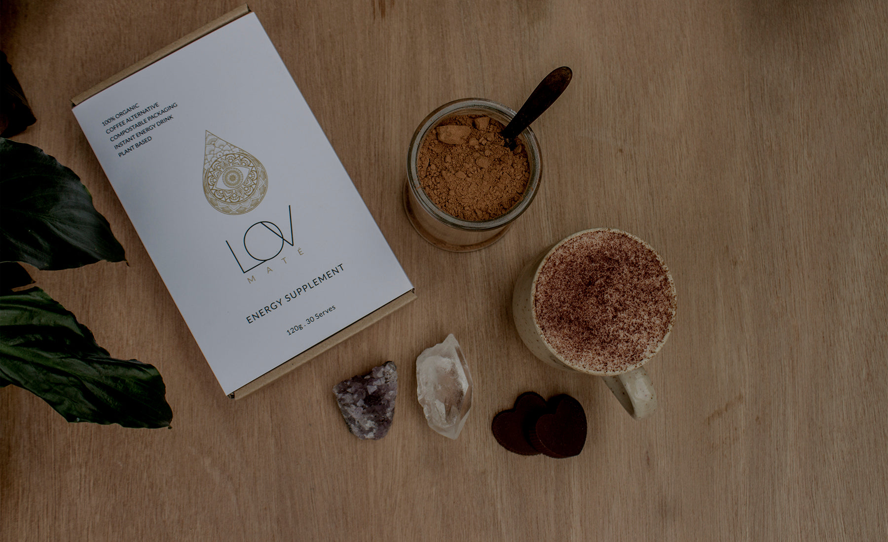 LOV Maté - Energy Supplement