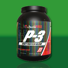Load image into Gallery viewer, P3 WHEY PROTEIN 1KG TUB