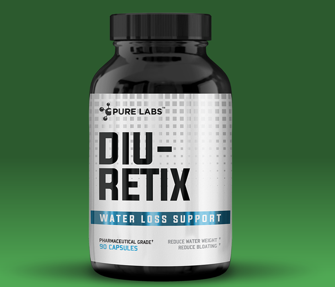 Pure Labs only use research backed ingredients and Diuretix is no exception.