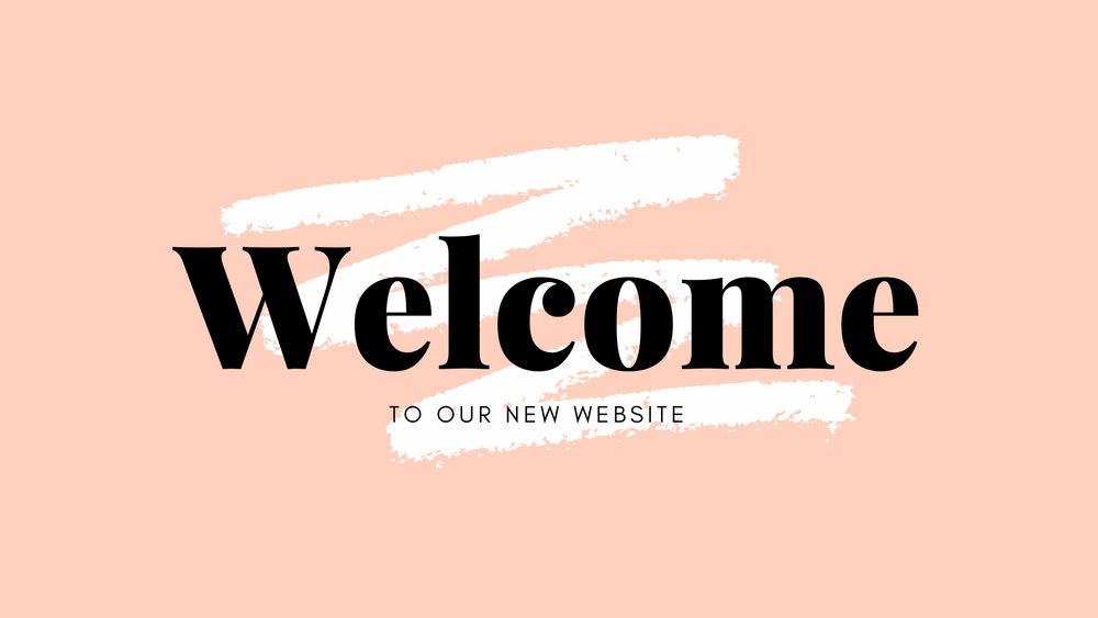 ✨ Welcome to our shiny new site ✨