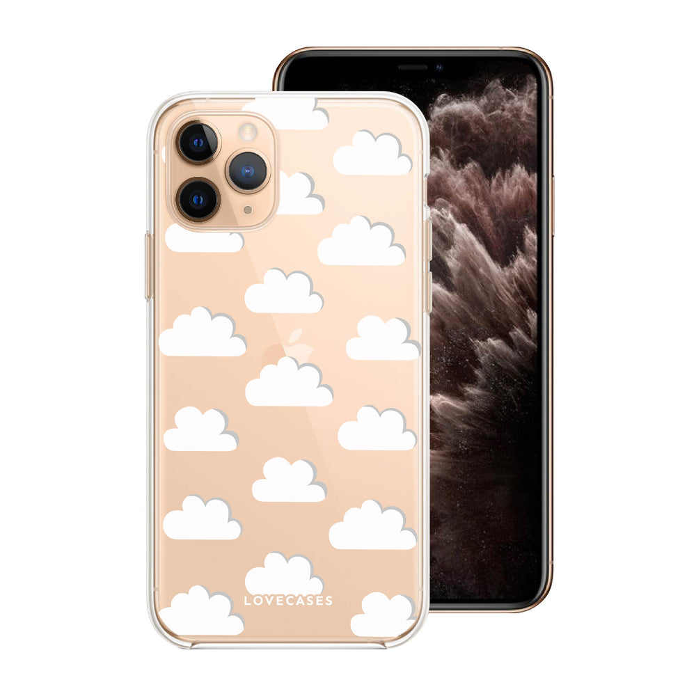 Cloudy Phone Case