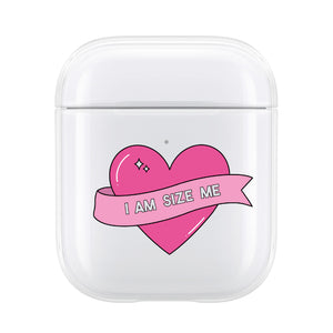 Scarletts_world_ x LoveCases Heart AirPod Case