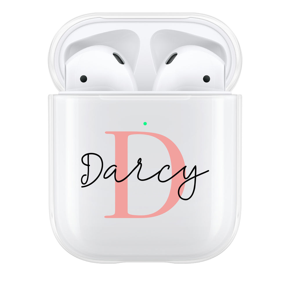 Load image into Gallery viewer, Personalised Initial AirPod Case