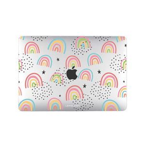 Abstract Rainbow MacBook Case