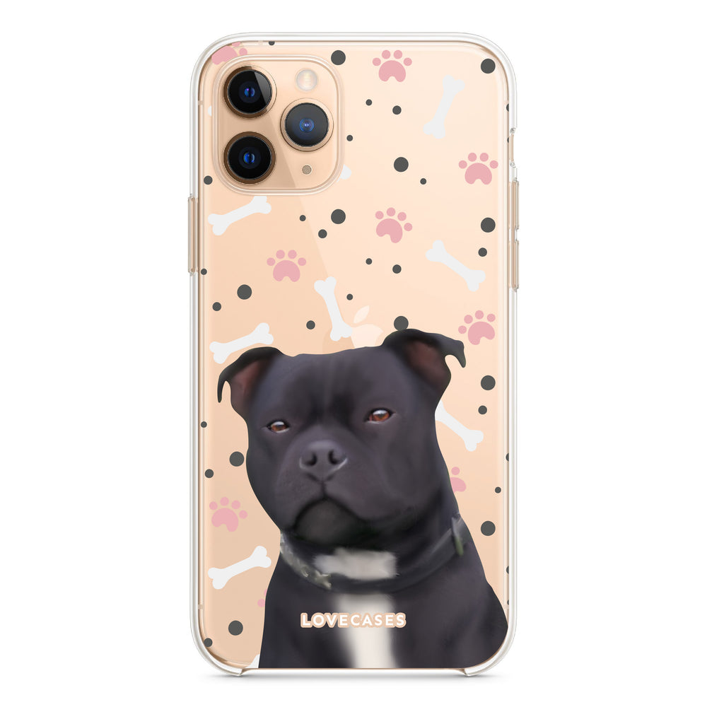 Personalised Pet Portrait Phone Case