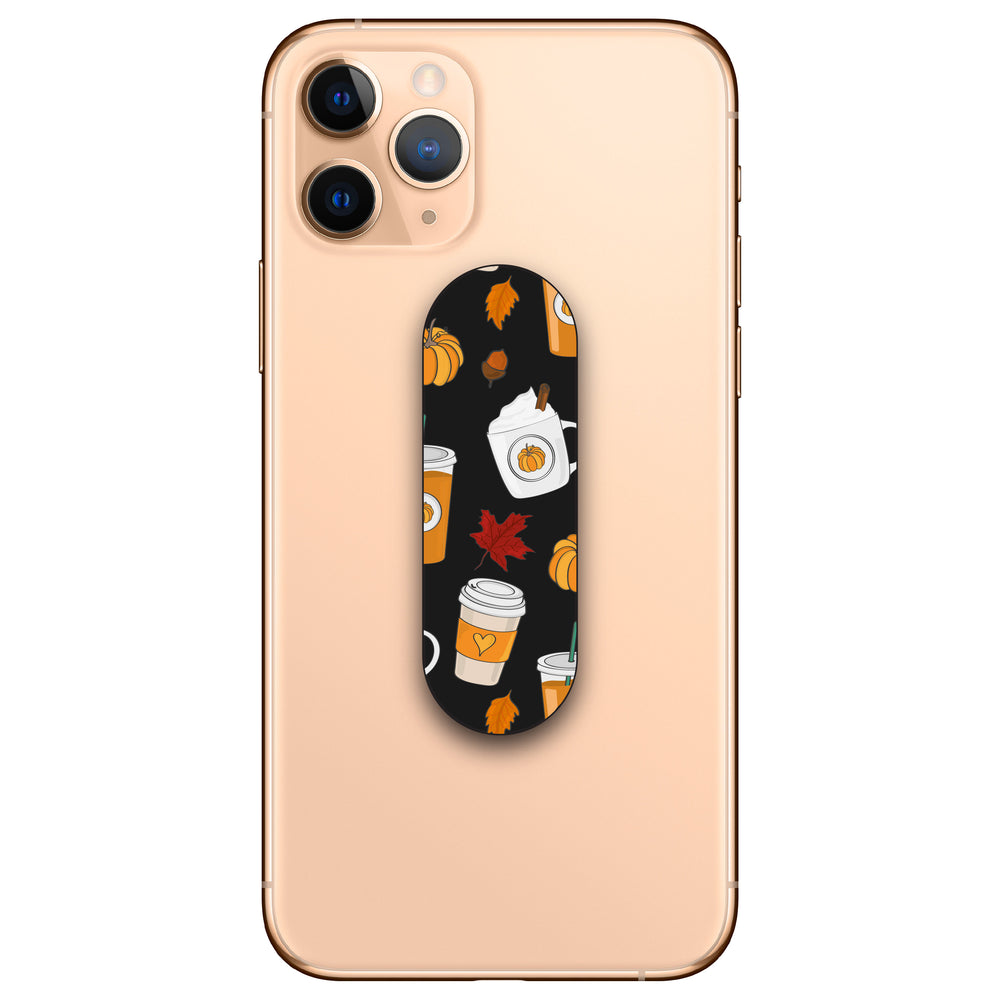 Pumpkin Spiced Latte Phone Loop