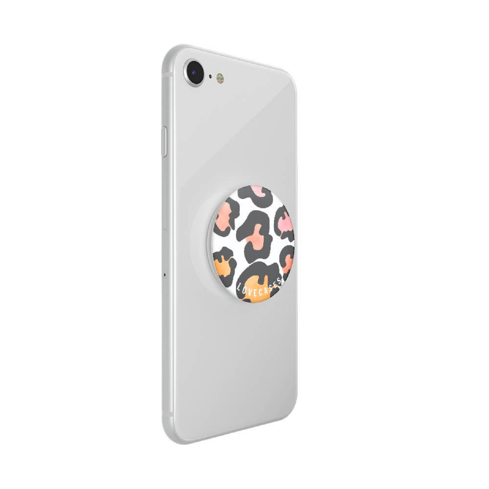 PopSocket x Lovecases Leopard Print Grip