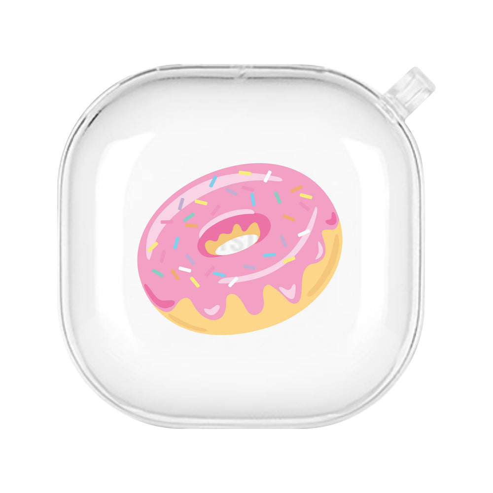 Donut Worry Be Happy Galaxy Bud Case