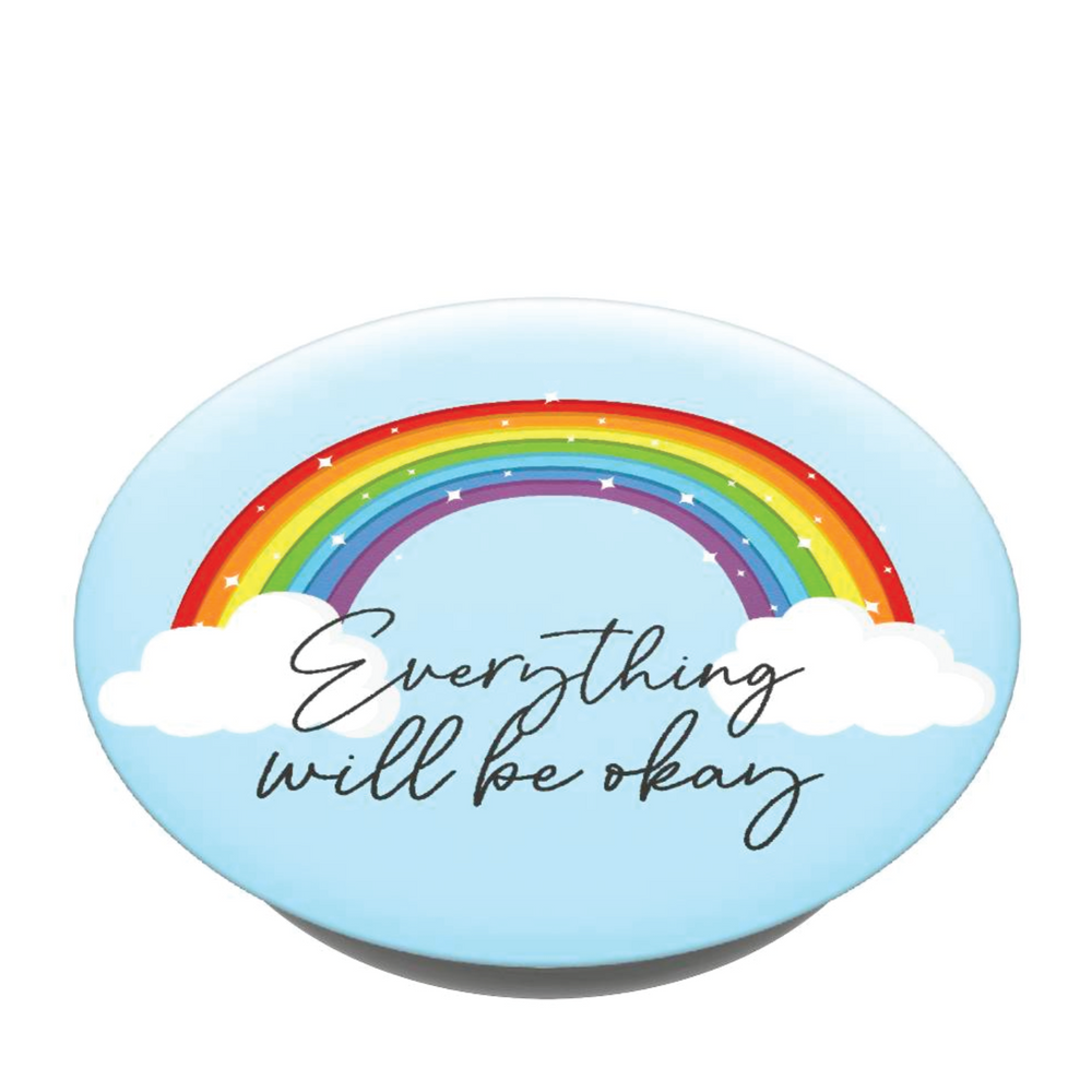 PopSocket x Lovecases Everything Will Be Okay Grip 🌈