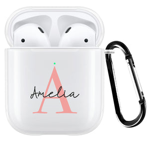 Personalised Initial AirPod Case