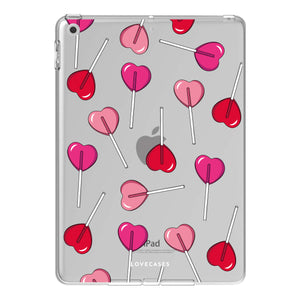 Lollipop Love iPad Case