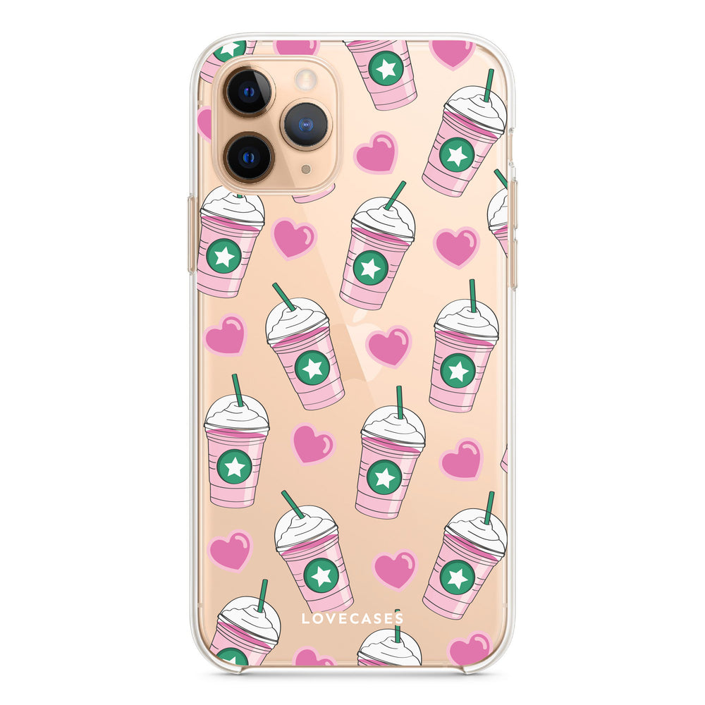 Load image into Gallery viewer, Flirty Frappe Phone Case