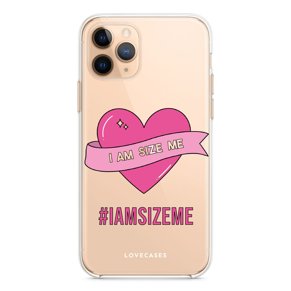 Scarletts_world_ x LoveCases #iamsizeme Phone Case