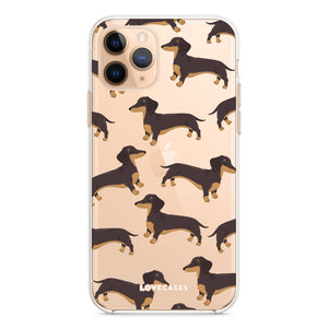 Richmond the Dachshund Phone Case