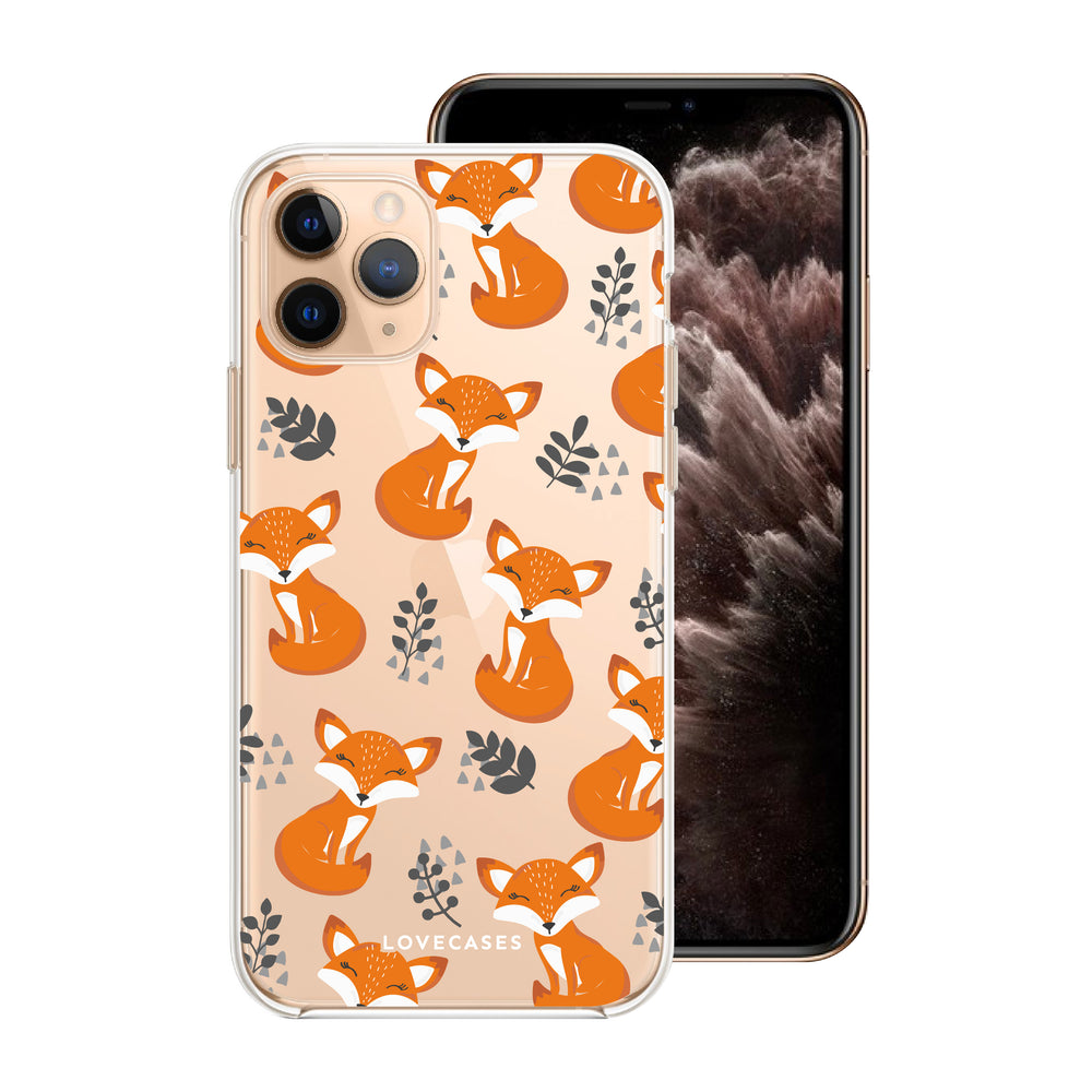 Load image into Gallery viewer, Feeling Foxy Phone Case