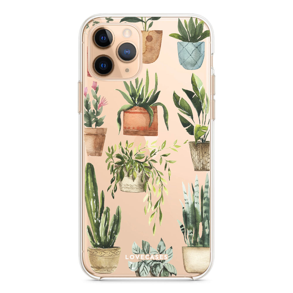Plants Phone Case