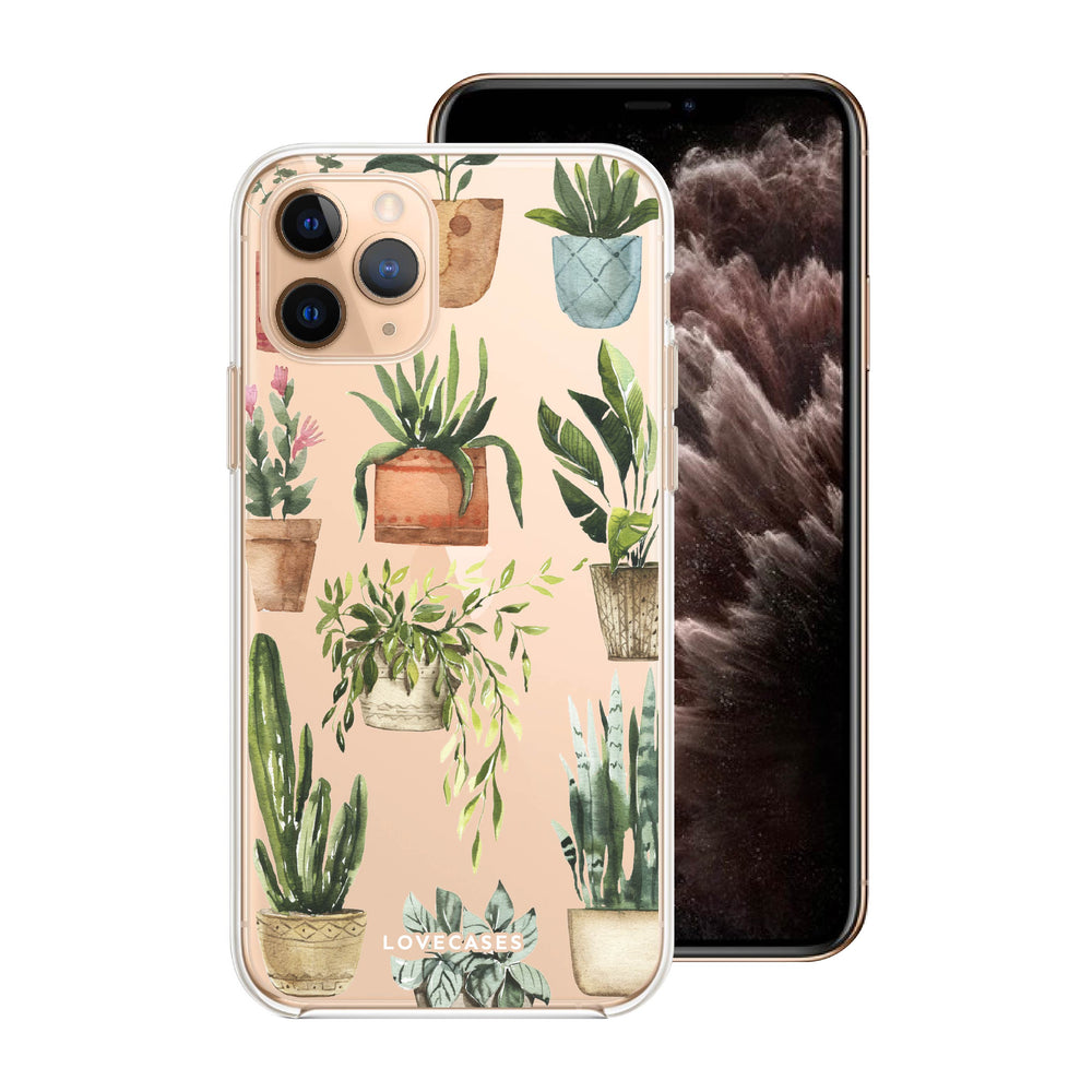 Load image into Gallery viewer, Plants Phone Case