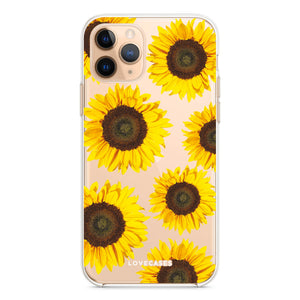 Load image into Gallery viewer, Sunflower Phone Case