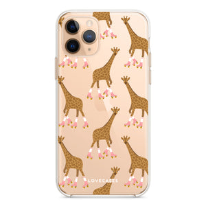 Load image into Gallery viewer, Gerald The Giraffe Phone Case