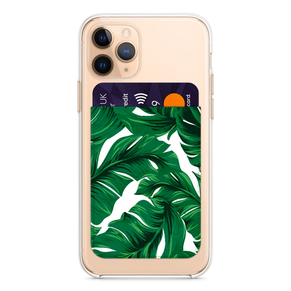 Tropical Phone Wallet