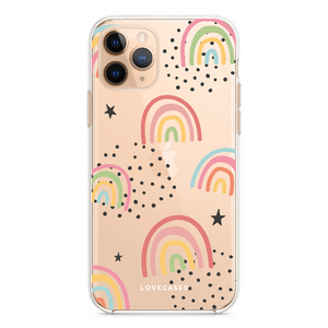 Load image into Gallery viewer, Abstract Rainbow Phone Case