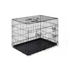 Load image into Gallery viewer, i.Pet 36inch Pet Cage - Black