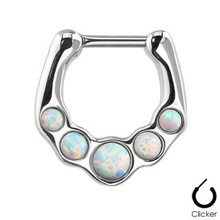 OPAL SEPTUM CLICKER