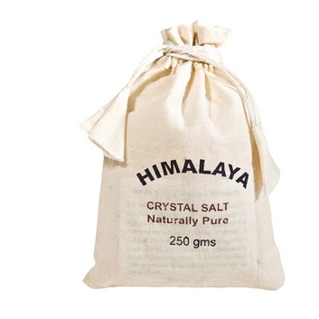 HIMALAYAN BATH SALT - 250G