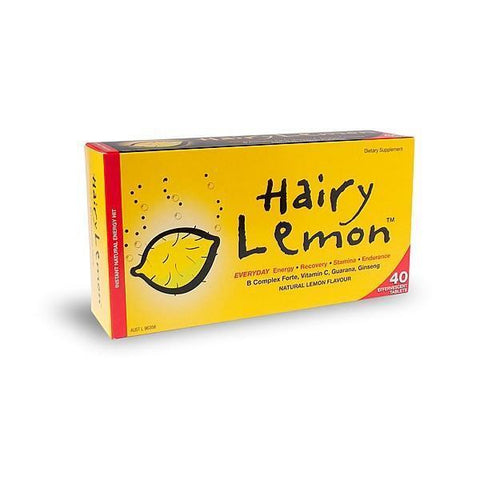 Clinicians - Clinicians Hairy Lemon 40 Tablets - Supplements.co.nz