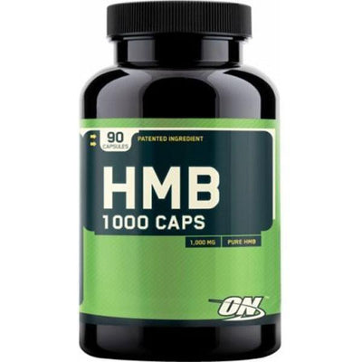 Optimum Nutrition HMB 1000mg 90 Caps - Supplements.co.nz